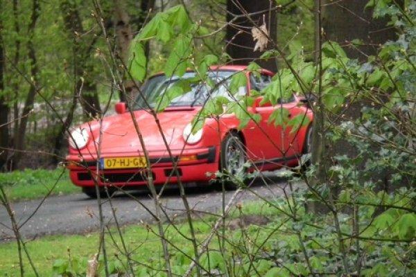 Bos-Porsche